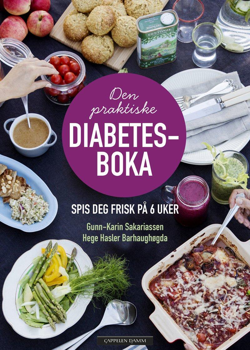 Omslag på Dibetesboka