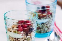 Bilde av Diabetesboka glutenfri musli og yoghurt og musli - kostplaner